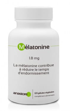 flacon melatonine