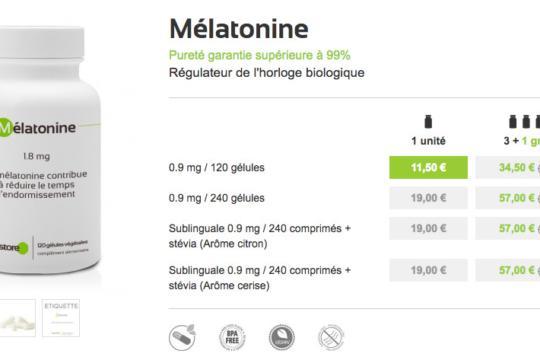 melatonine 540x360