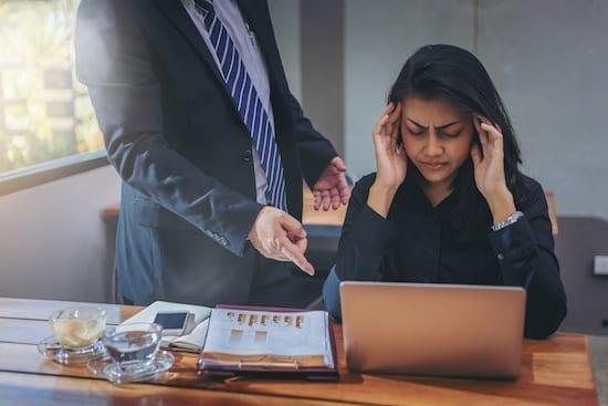conflit au travail
