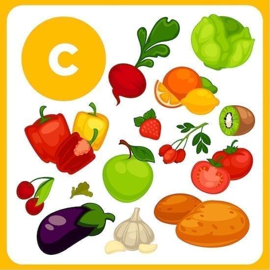 vitamines C