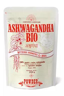 ashwagandha bio poudre anastore