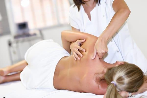 Faciatherapie massage dos