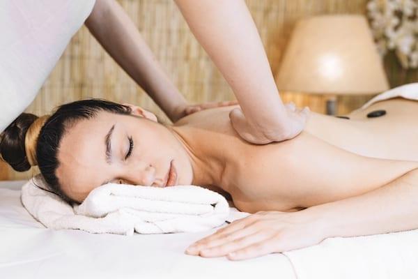 Faciatherapie massage dos