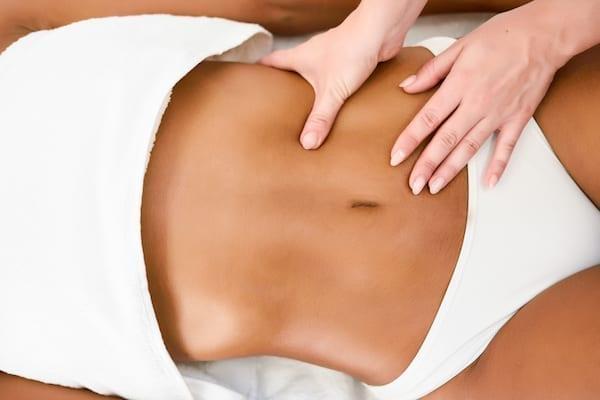 Faciatherapie massage ventre