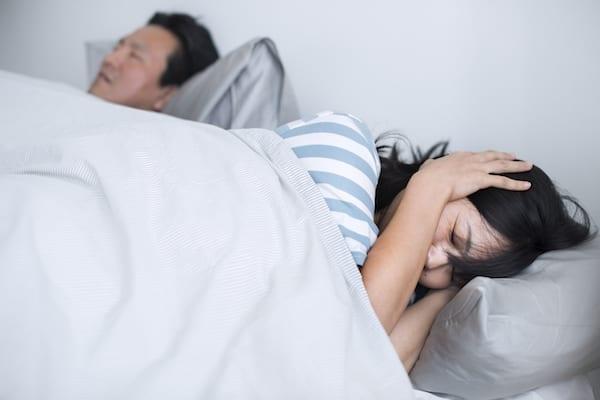 ronflement sommeil