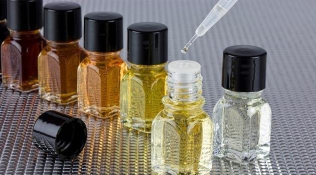 huiles minérales