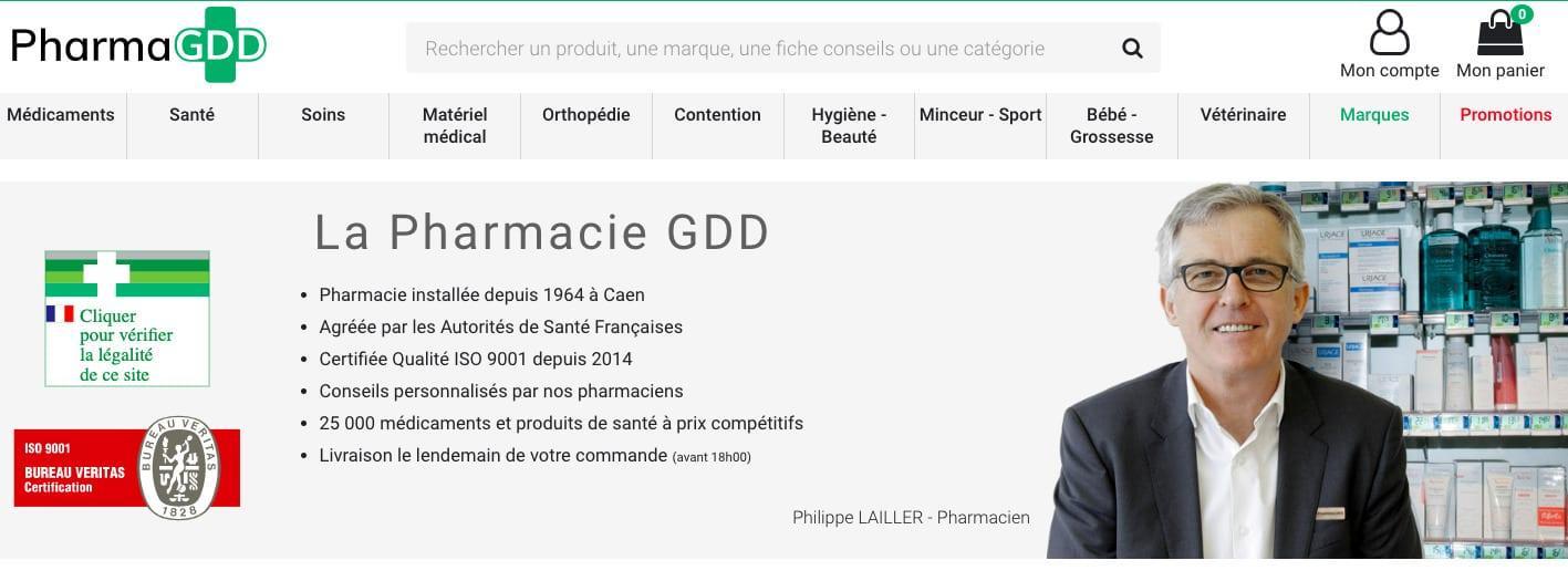 Pharma GDD Avis